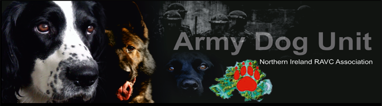 Army Dog Unit NI Association